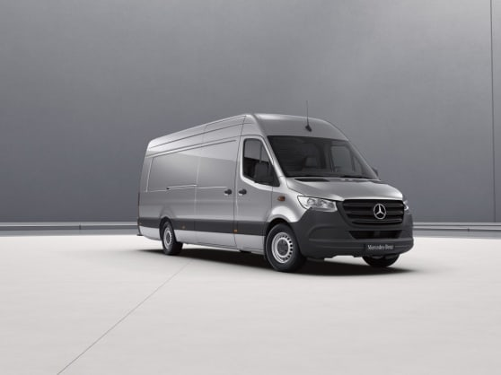Rakendus Mercedes-Benz Guides App Sprinter 907/910
