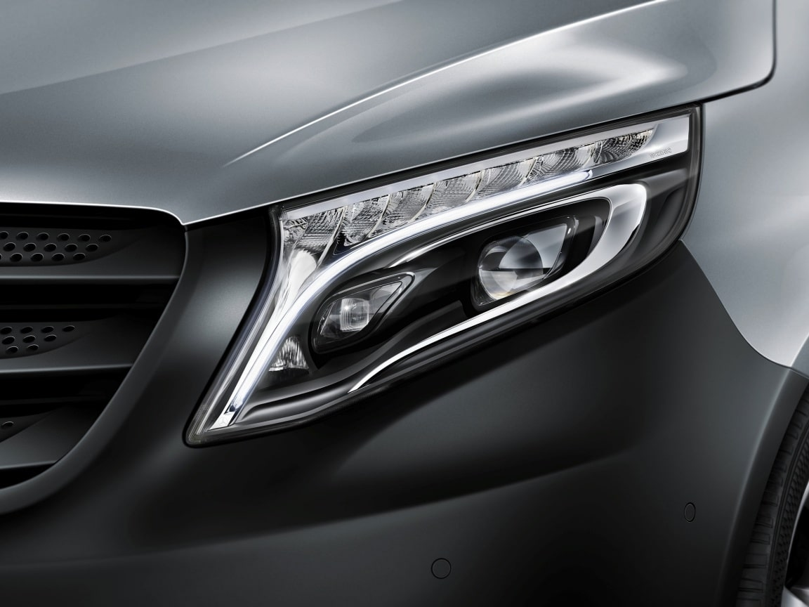 Vito Tourer, LED Intelligent Light System